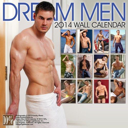 Dream Men 2014 Calendar