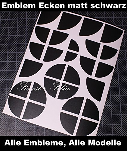 Finest-folia-uG 27 emblem coins pack noir mat