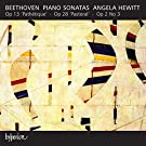 Beethoven : Piano Sonatas, Op. 13 / Path�tique, 28 / Pastorale, Op 2, No. 3