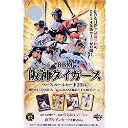 BBM 阪神タイガース 2014 BOX