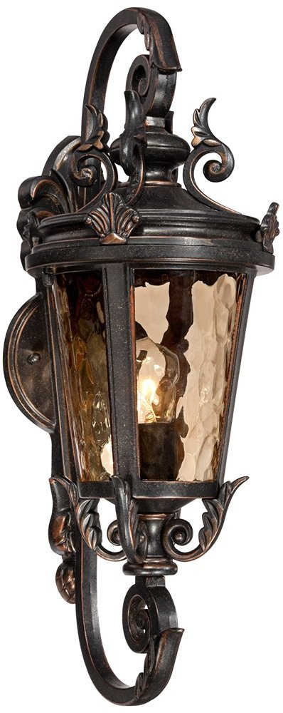 Casa Marseille 19 Quot High Bronze Outdoor Wall Light