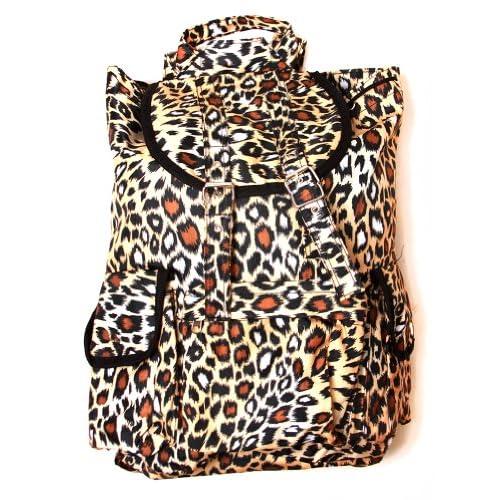 Amazon.com: Hipster Rucksack Style Backpack - Fierce Cheetah Animal
