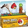 Angry Birds - T72600 - Jeu de Construction - Angry Birds Vs Small Minion Pig