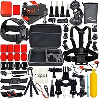 Leknes Accessories Bundle kit for GoPro Hero 4