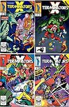 X-Terminators #1-4 Complete Limited Series…
