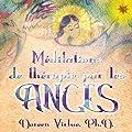 M�ditations de th�rapie par les anges (1CD audio)