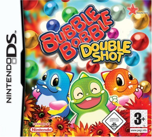 Bubble Bobble Double Shot