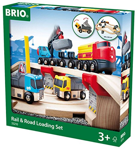 Schylling Brio Rail Road Loading