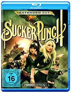 BD * Sucker Punch Extended Cut [Blu-ray] [Import allemand]