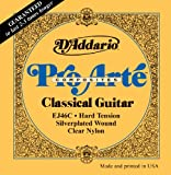 D&#8217;Addario EJ46C Pro-Arte Composite Classical Guitar Strings, Hard Tension