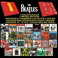 The Beatles - Limited Edition Art Print Box Set
