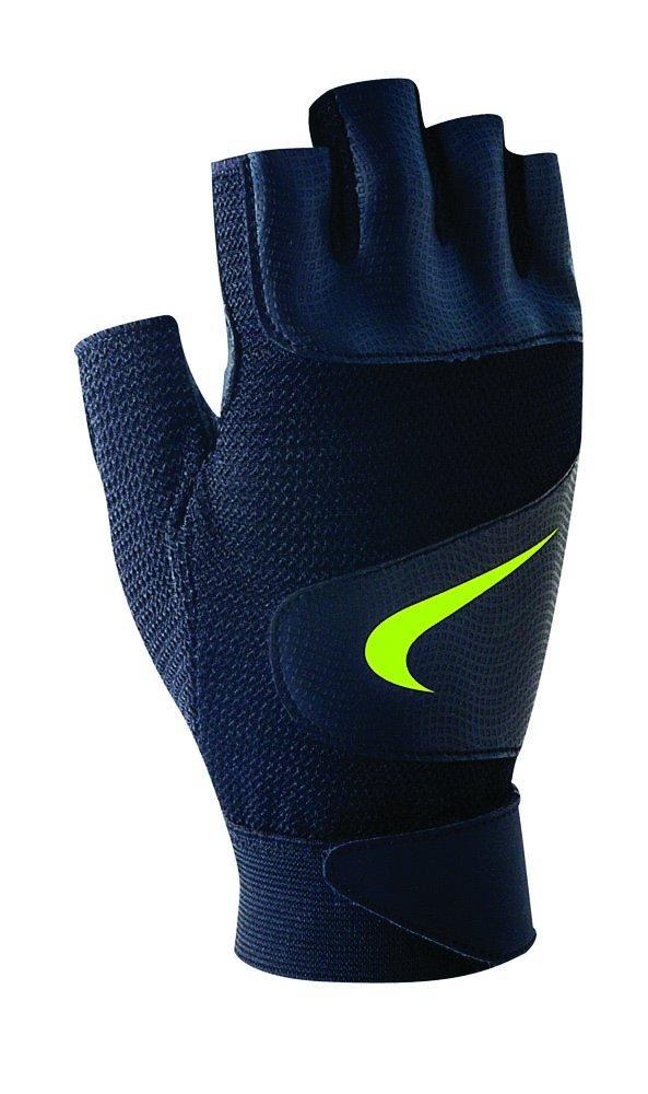Nike Men's Legendary Training Gloves (L, Black/Volt)