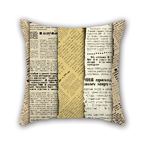 NICEPLW Color Block Pillow Shams 16 X 16 Inches / 40 By 40 Cm Best Choice For Son,club,husband,coffee House,son,home Theater With 2 Sides (Jones Performance Fender compare prices)