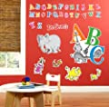 Dr. Seuss ABC - Giant Wall Decals
