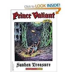 Prince Valiant, Vol. 46: The Sunken Treasure