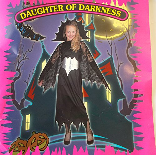 Daughter of Darkness Child Costume Small NIP