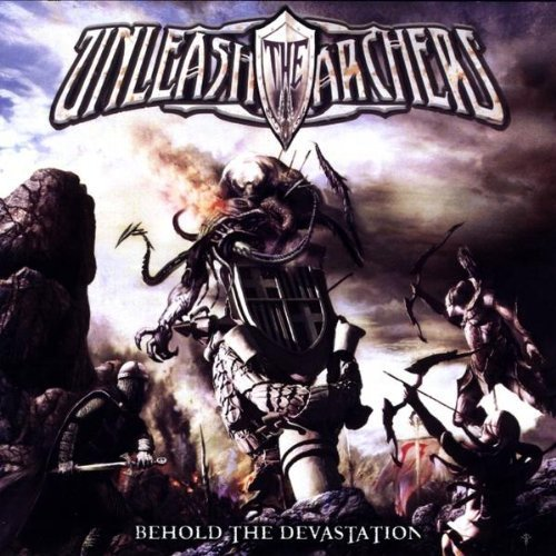 Behold the Devastation by Unleash the Archers (2009) Audio CD