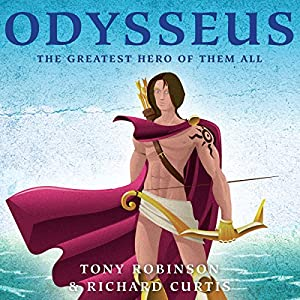 Odysseus: The Greatest Hero of them All Audiobook