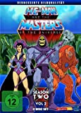 He-Man and the Masters of the Universe - Season 2, Vol. 2 [3 DVDs]