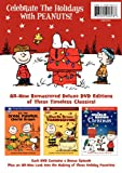 Peanuts Holiday Collection (Its the Great Pumpkin, Charlie Brown / A Charlie Brown Thanksgiving / A Charlie Brown Christmas)