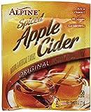 Alpine Spiced Cider Original Apple Flavor Drink Mix, 60 Count