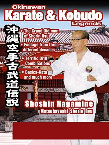 Shoshin Nagamine Matsubayashi Shorin Ryu - OKKL #11