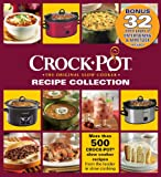 Crock Pot Recipe Collection Binder: With Entertaining and Appetizer Bonus Section