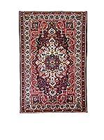 L'EDEN DEL TAPPETO Alfombra M.Bakhtiari Rojo/Multicolor 333 x 157 cm