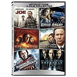 Nicolas Cage 6-film Collection