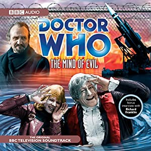 Doctor Who: The Mind of Evil Audiobook