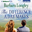 The Difference a Day Makes: Perfect, Indiana, Book 2 (       UNABRIDGED) by Barbara Longley Narrated by Nick Podehl