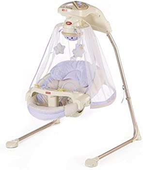 Fisher-Price Y9422 Cradle Swing