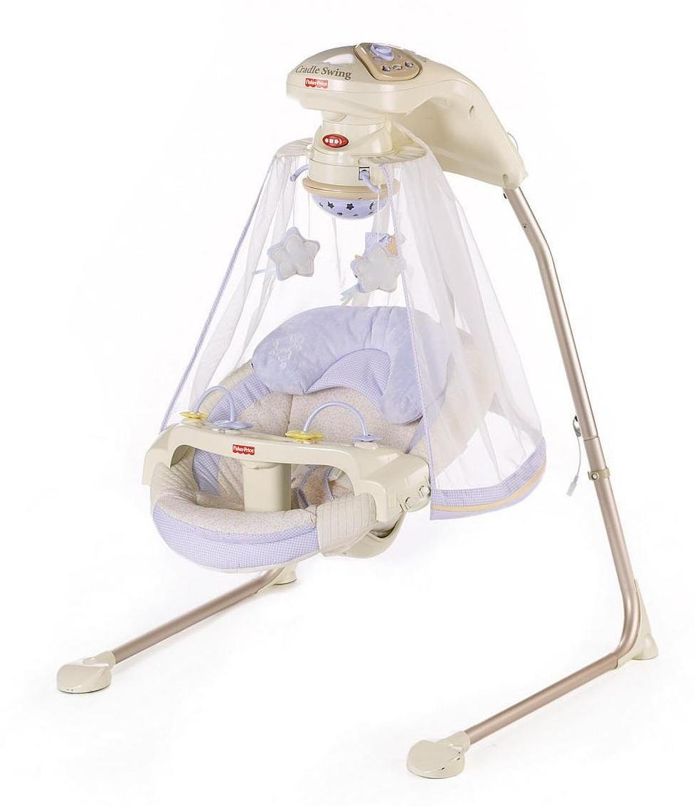 Fisher Price Cradle N Swing | Baby Gear and Accessories