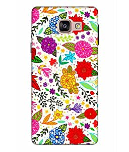 3D instyler DIGITAL PRINTED BACK COVER FOR SAMSUNG GALAXY A9 PRO