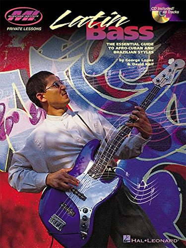 David Keif/George Lopez: Latin Bass (Private Lessons)