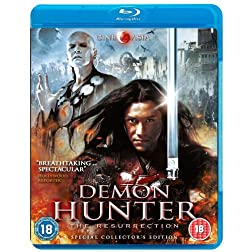 Demon Hunter [Blu-ray]