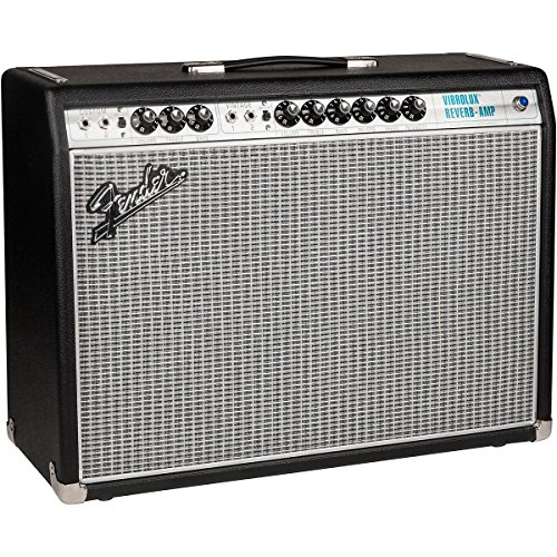 Fender Amplifiers Vintage Modified 2275000000 68 Custom Vibrolux Reverb Tube Guitar Amplifier