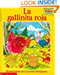 La gallinita roja: (Spanish language...