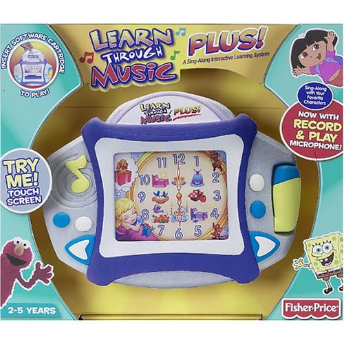 Fisher Price - Learn Thru Music Plus With Laurie Berkner - Buy Fisher Price - Learn Thru Music Plus With Laurie Berkner - Purchase Fisher Price - Learn Thru Music Plus With Laurie Berkner (Fisher-Price, Toys & Games,Categories,Electronics for Kids,Learning & Education,Cartridges & Books)