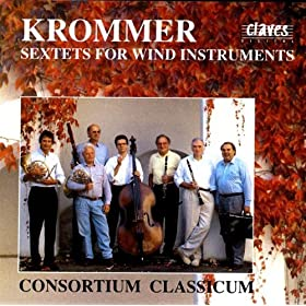 Wind Sextet In C Minor; Adagio