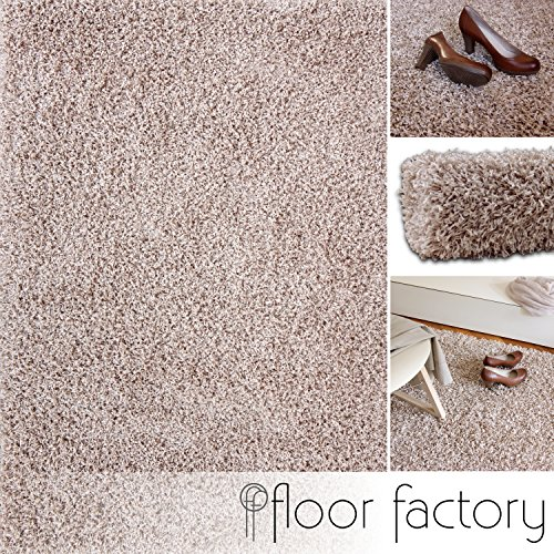alfombra de pelo largo loca beige 10x10cm muestra On alfombras de pelo largo precios