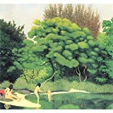 Art Panel - Bathers In The Woods By Felix Vallotton