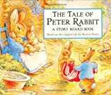 img - for The Tale of Peter Rabbit Story Board Book book / textbook / text book