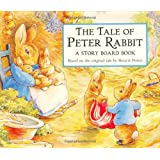 The Tale of Peter Rabbit Story Board Book ~ Beatrix Potter
