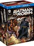 Batman vs Robin Deluxe Edition (Bilin...