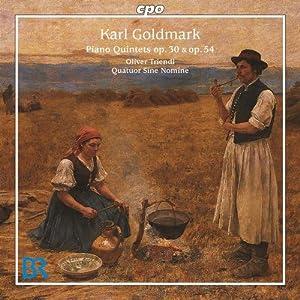 ゴルトマルク:ピアノ五重奏曲集