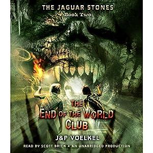 The Jaguar Stones Audiobook