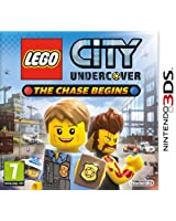 Lego city : undercover - the chase begins