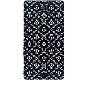 Skin4gadgets ROYAL PATTERN 17 Phone Skin for XPERIA ZR (M36H)