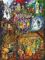 A Christmas Carol - A 1000 Piece Jigsaw Puzzle by SunsOut.